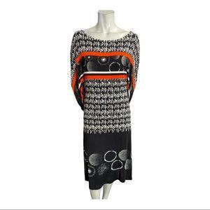 Save the Queen Abito Midi Dress Size XL